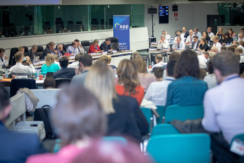 EPP European People S Party Homepage
