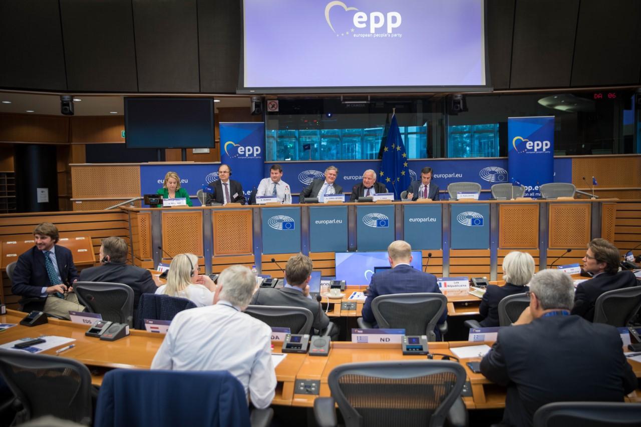 Epp European Peoples Party Homepage
